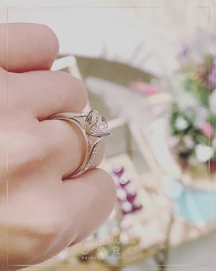 ORRO Engagement Ring