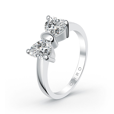 ORRO Heart to Heart Ring (1.0ct)