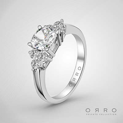 ORRO I am Forever Yours Ring