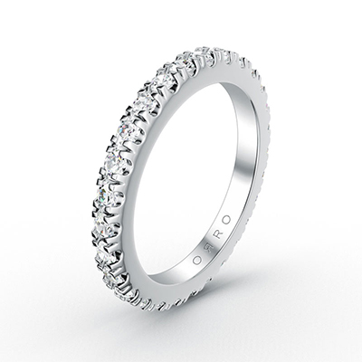 ORRO Classic Stack Band Ring
