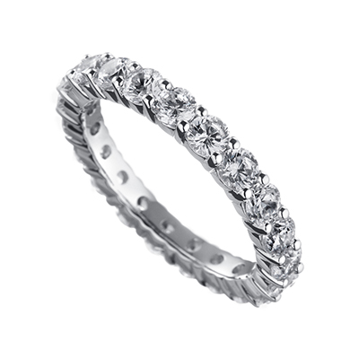 ORRO Ring Collection in 18K White Gold (P.Code: 18026)