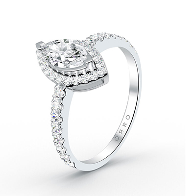 ORRO Marquise Sophistication Ring