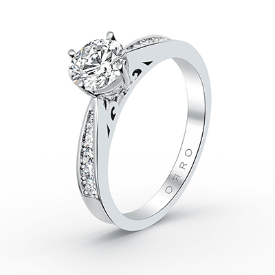 ORRO Lady of the House Ring (1.0ct)