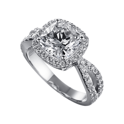 ORRO Rayelle Ring (1.0ct)
