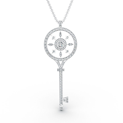 ORRO Innocence Is The Key Pendant