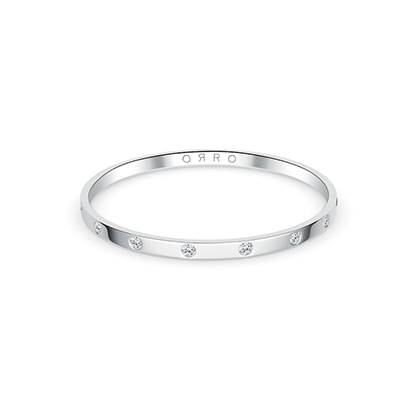 ORRO Into You Band in 18K Yellow Gold